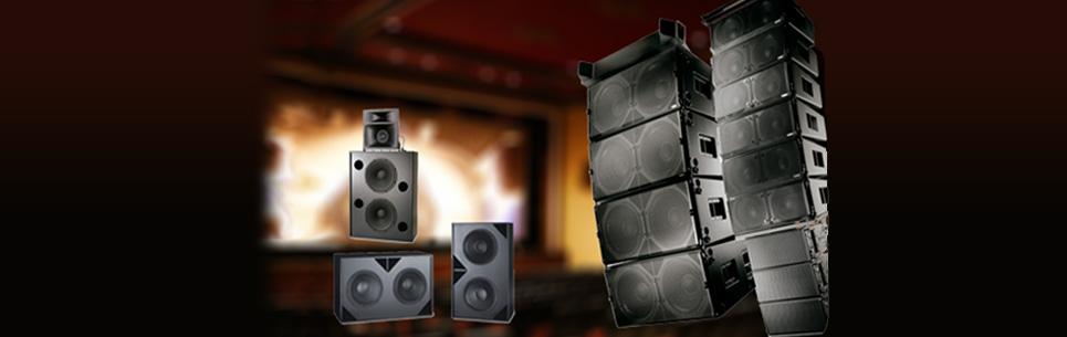 Hệ thống âm thanh chuyên dụng